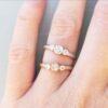 Mini Claw Cups Trilogy Diamond Ring Clifton Rocks Bristol