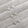 Baby Steps Diamond Studs Anny Ching Chin Jewellery - Clifton Rocks Bristol