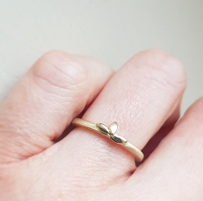 Floral-Stacking-Ring-Mini-Fan-Leaf-Ring-Samantha-England-Clifton-Rocks-Bristol .jpg